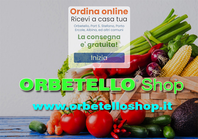 Orbetello Shop